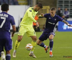 ? L'attaquant d'un futur adversaire d'Anderlecht inscrit un but sensationnel (vidéo)