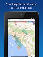 Screenshot of NBC LA