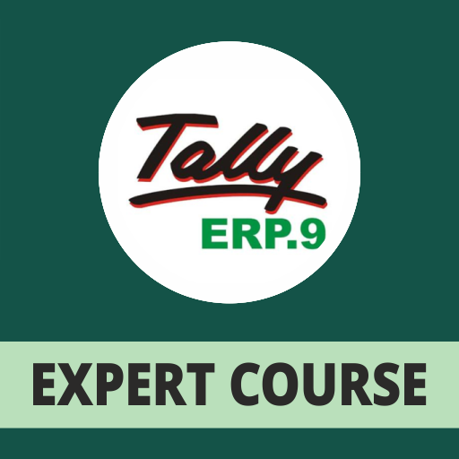 Tally ERP 9 Expert GST Course Hindi - Apps on Google Play