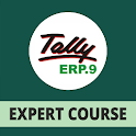Tally ERP 9 Expert Course icon