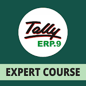 Tally ERP 9 Expert Course with GST