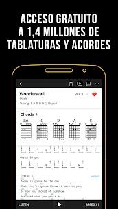 Ultimate Guitar: guitarra accordes & Tabs