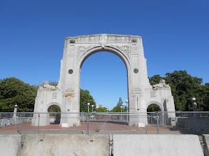 Photo: Bridge of Remembrance