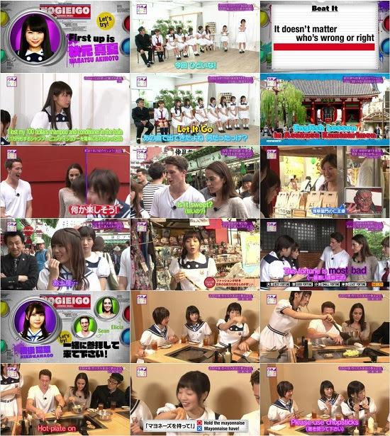 (TV-Variety)(720p) 乃木坂46えいご(のぎえいご)秋の課外授業60分SP 150927