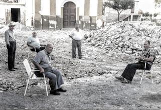 Photo: Ricostruzione Piazza centrale