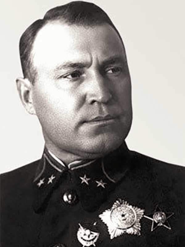 Хоменко В.А. - генерал, зам.командующего-войсками Московской зоны обороны