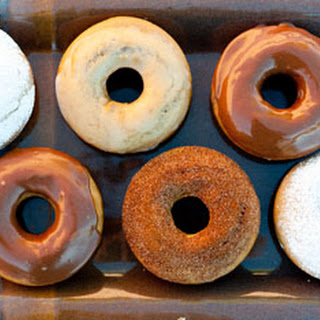 Vanilla Cake Doughnut Recipes
