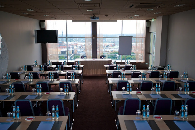 Photo: Sky Point meeting room www.rigaconference.com