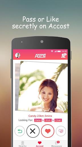 Accost 1.0.2 screenshots 1