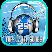 Latin Top Songs 2015