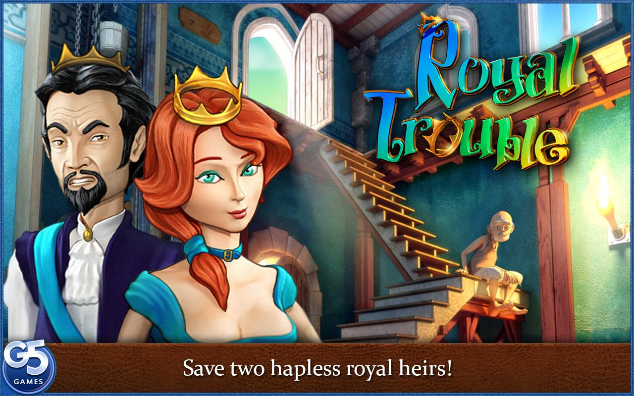 Royal Trouble- screenshot