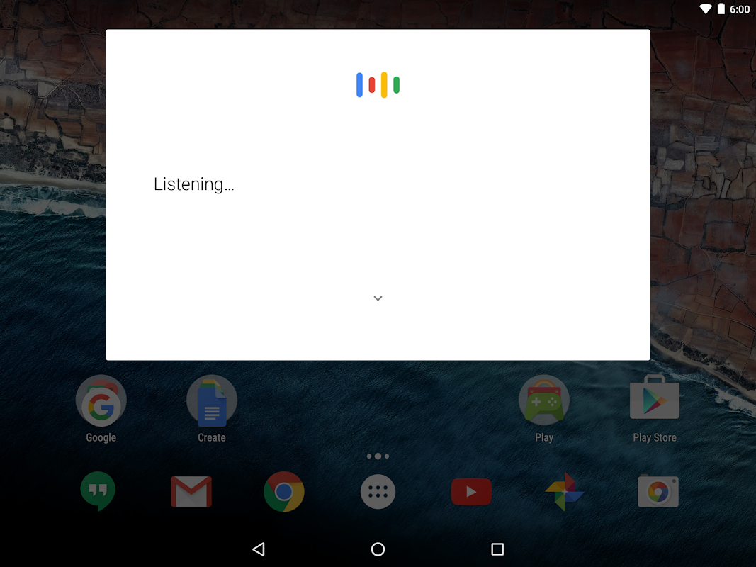 Google Now Launcher screenshots