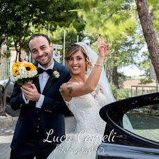 Wedding photographer Luca Cameli (lucacameli). Photo of 08.04.2018