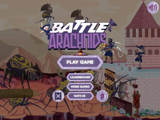 Code Triche Battle Arachnids  APK MOD (Astuce) screenshots 6