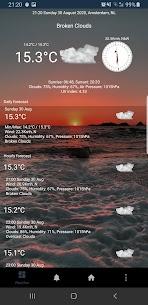 Weather Planner 3