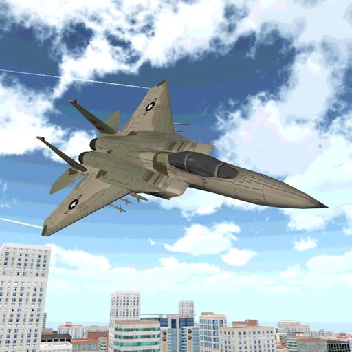 当代英雄飞行模拟器 模擬 App LOGO-APP試玩