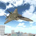 Modern Hero Flight Simulator icon