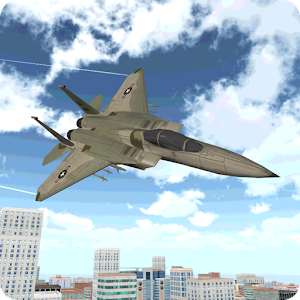 Modern Hero Flight Simulator for PC and MAC