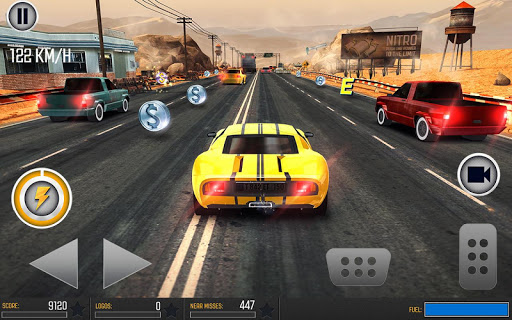 Road Racing: Highway Car Chase - screenshot