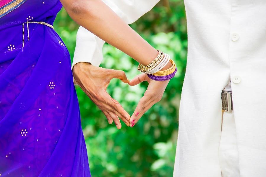 Building up a strong bond of Love by Subodh Kesarkar - Wedding Bride & Groom ( heart, prewedding, wedding, indian, couple, bride, groom, photography )