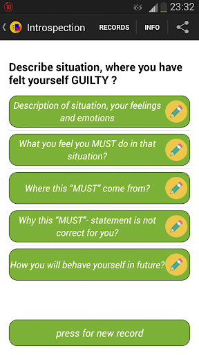 Mobile psychologist 2 Guilt