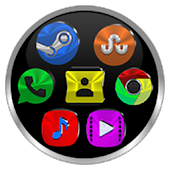 Colorful Nbg Icon Pack