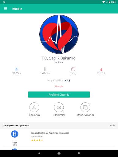 e-Nabız screenshot 6