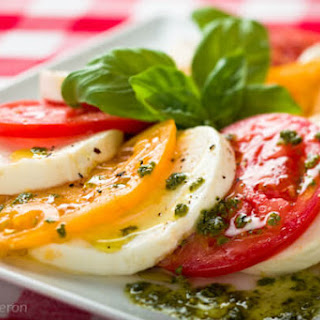 Tomato Salad Caprese | Florence, Italy