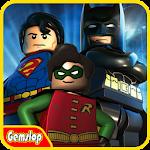 Gemslop LEGO Super-Bat Battle