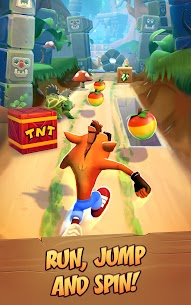 Crash Bandicoot: On the Run! 3