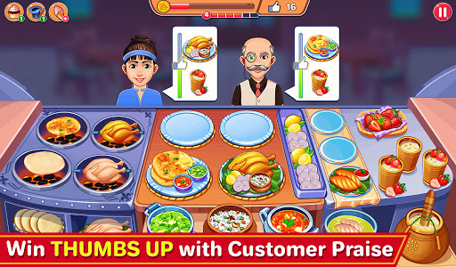 Indian Cooking Madness - Restaurant Cooking Games apkmr screenshots 4