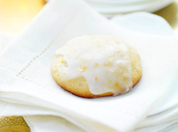 Lemon Ricotta Cookies With Lemon Glaze Recipe