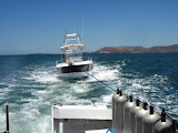 Photo: #169-Retour à Flamingo avec un bateau en panne