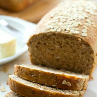 Homemade Multi-Grain Sandwich Bread.