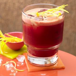 Quick Carrot-Beet Juice