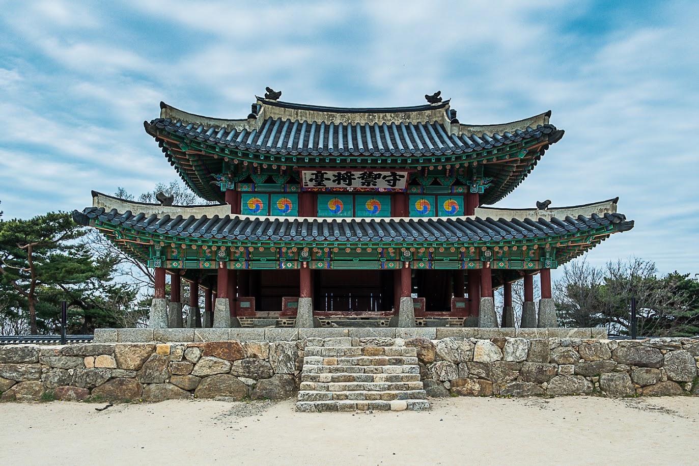 Вишневая Корея. В поисках наименее туристических мест (Кёнгидо и немного Канвондо, апрель 2018)