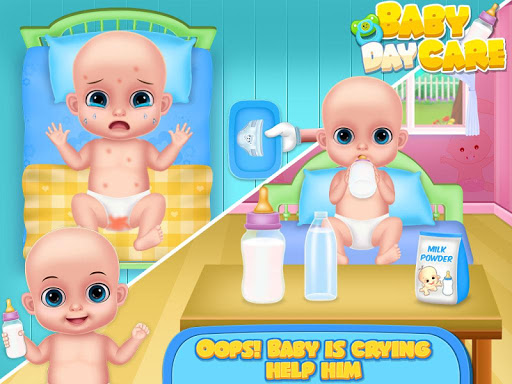 Babysitter Daycare Games & Baby Care and Dress Up screenshot 5