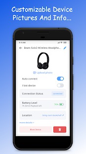 Signils™ Manage and Locate Lost Bluetooth Devices