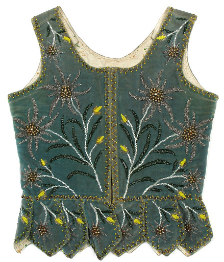 A corset from the Podhale region