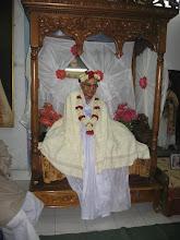 "Photo: ""Bhagabat Gangottari"" Sri Mahanambrata Brahmachari, Founder of Mahanam Sevak Sangha and of International reputation for his contribution to Neo-Vaisnavism"