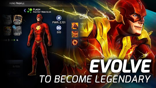 DC Legends MOD 1.20 (Unlimited Money) Apk 3