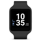 Steps and Battery - Watch Face