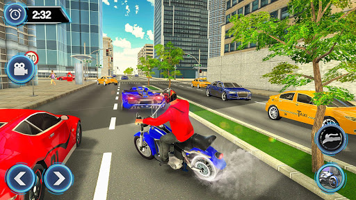 US Motorcycle Parking Off Road Driving Games filehippodl screenshot 8