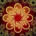 Neon Flower Pro Live Wallpaper icon