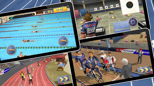 Athletics2: Summer Sports Free apktram screenshots 5