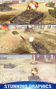 Tank War Revenge 3D: PVP Battle - náhled