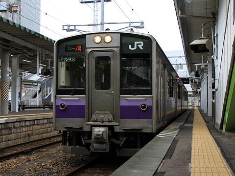 JR東日本 701系(盛岡→一ノ関)