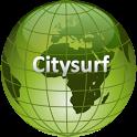 CitySurf Globe icon