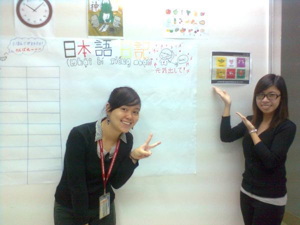 Khi sinh viên đổ xô đi học tiếng Nhật 2