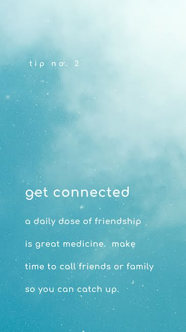 Get Connected - Facebook Story Template